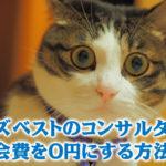 目からうろこ、ワンズベストのコンサルタント月会費を0円にする方法